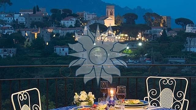 Name Of Restaurant In La Margherita Villa Giuseppina